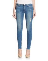 Mcguire - Blue Newton Skinny Jeans - Lyst