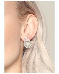 Bebe - Metallic Stud & Filigree Earring Set - Lyst