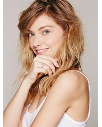 Free People - Metallic Infinity Ring - Lyst
