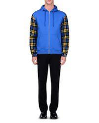 Moschino | Green Zip Sweatshirt for Men | Lyst