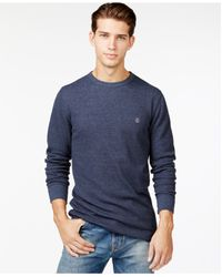 Volcom - Blue Ceerow Thermal Long-sleeve T-shirt for Men - Lyst