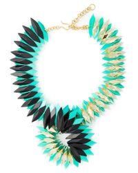 Silvia Rossi - Blue 'infinite' Necklace - Lyst