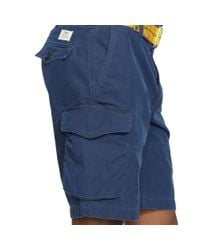 Polo Ralph Lauren - Blue Classic-fit Cargo Short for Men - Lyst