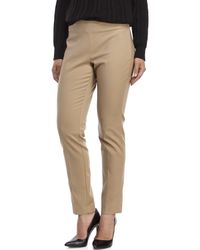 English Laundry | Natural Slim Fit Pants | Lyst