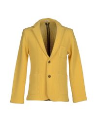 Bark - Yellow Blazer - Lyst