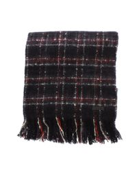 Superdry - Blue Super Orkney Scarf - Lyst