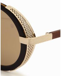 Belstaff - Multicolor Monaco Round Sunglasses - Lyst