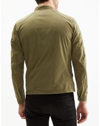 Belstaff - Green Ravenstone Blouson Jacket for Men - Lyst