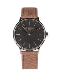 Ben Sherman | Multicolor Portobello Touch Watch for Men | Lyst