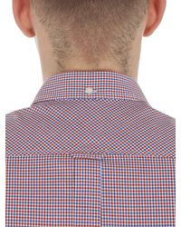 Ben Sherman - Multicolor Long Sleeve New Mini House Gingham Shirt for Men - Lyst