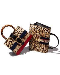Gucci - Multicolor Dionysus Calf Hair Satchel Bag - Lyst