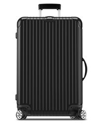 "Rimowa - Black Salsa Deluxe Electronic Tag 29"" Multiwheel - Lyst"