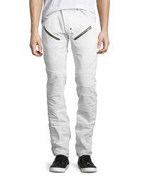 PRPS - White Demon Slim Straight Jeans for Men - Lyst