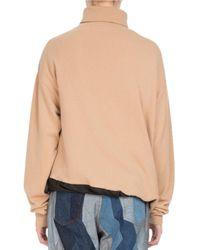 Dries Van Noten - Multicolor Tixiara Turtleneck Sweater - Lyst