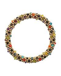Meredith Frederick - Multicolor 14k Mixed-stone Bead Bracelet - Lyst