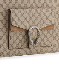 Gucci Multicolor Dionysus Medium GG Supreme Canvas Tote Bag