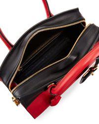 Prada - Blue Cahier Notebook Shoulder Bag - Lyst