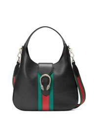 Gucci | Multicolor Dionysus Medium Web-stripe Hobo Bag | Lyst