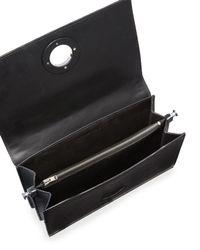 Alexander Wang | Black Riot Leather Convertible Clutch Bag | Lyst