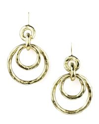 Ippolita | Metallic Glamazon Jet-Set Earrings | Lyst