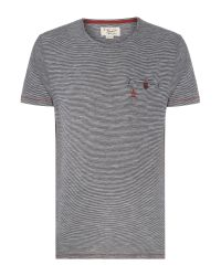 Original Penguin | Blue Welter Tee for Men | Lyst