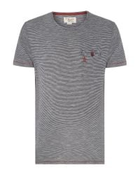 Original Penguin - Blue Welter Tee for Men - Lyst