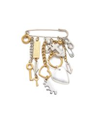 Marc By Marc Jacobs - Multicolor Judy Bloom Collaboration Pin - Oro Multi - Lyst