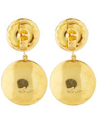 Larkspur & Hawk | Yellow Topaz Olivia Drop Earrings | Lyst