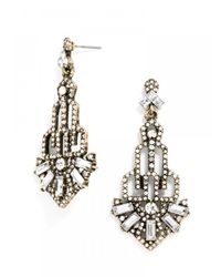 BaubleBar | Metallic Garbo Drops | Lyst