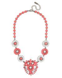 BaubleBar - Pink Flower Child Pendant - Lyst