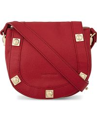 See By Chloé | Red Small Leather Cross-body Bag - For Women | Lyst