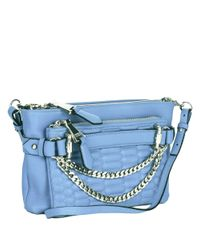 Aimee Kestenberg | Blue Lisa Leather Crossbody Bag | Lyst