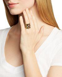 Sorrelli | Metallic Flower Navette Ring | Lyst