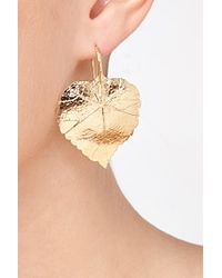 Aurelie Bidermann - Metallic Aurélie Bidermann Central Park Earrings - Gold - Lyst