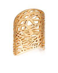 Repossi - Metallic Art Nouveau Phalanx Midi Ring - Lyst