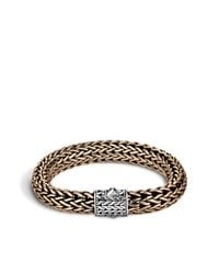 John Hardy | Metallic Classic Chain Large Chain Bracelet for Men | Lyst