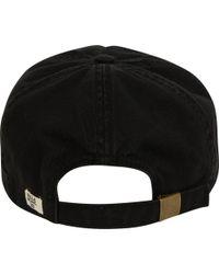 Billabong - Black Surf Club Hat - Lyst
