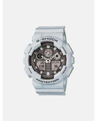 G-Shock - White Ga-100 Series for Men - Lyst
