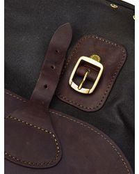Barbour - Multicolor Wax Lth Briefcase for Men - Lyst
