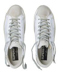Golden Goose Deluxe Brand Multicolor M_sneakers Superstar for men