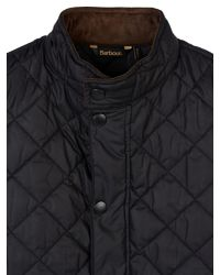 Barbour Black M_lowerdale(slim Fit Vest)
