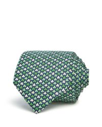 Vineyard Vines - Blue Clover Classic Tie for Men - Lyst