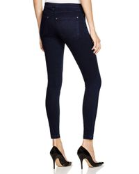 Hue - Gray Super Smooth Denim Leggings - Lyst
