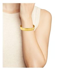 Stephanie Kantis | Metallic Royal Bangle | Lyst