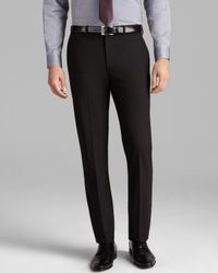 Theory | Black Jake New Tailor Trousers - Extra Slim Fit for Men | Lyst