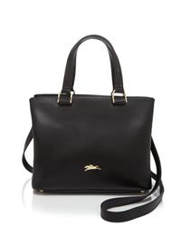 Longchamp - Black Honore 404 Small Satchel - Lyst