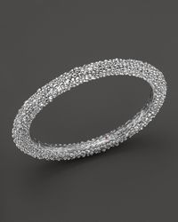 Roberto Coin - Metallic Sterling Silver Stingray Bangle - Lyst