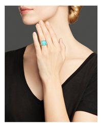 Ippolita - Blue 18k Gold Turquoise Lollipop Ring - Lyst