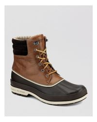 Sperry Top-Sider | Brown Cold Bay Waterproof Boots for Men | Lyst