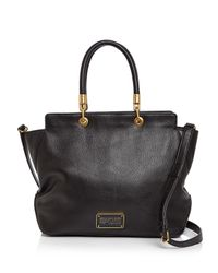 Marc By Marc Jacobs | Black New Too Hot To Handle Bentley Satchel | Lyst